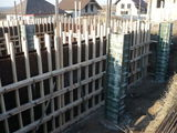 Efectuam lucrari in construktie.Lucrari de betonare...