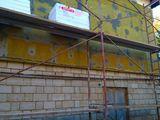 Termoizolare fațada. утепление фасада
