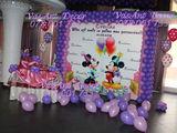 Decor din baloane - Оформление шарами - Foto Panou, Baner, Stand