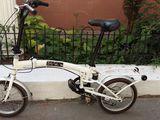 Складнои велосипед! Bicicleta pliabila!