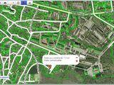 Vind teren p-u constructie, Buiucani, 7,3 ari, zona verde, parcul Valea Morilor.