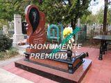 Monumente funerare din granit - Ucraina - Monumente Premium