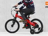 """Bicicleta Xiaomi Ninebot Kids Sports Bike 14""""-perfect adaptată pentru necesităţile micilor aventuri!"""