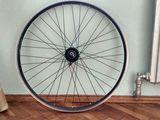 Переднее колесо с электрогенератором