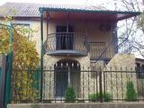 Меблированая дача в 2 уровня на 12 сотках земли в с. Данчень Яловенского р-на. Цена: 83 500 евро.