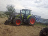Claas Areon 640