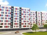 Apartament cu 1 cameră + living (botanica) bloc nou - valea trandafirilor