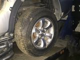 Prado120 ! Два колеса с дисками !