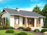 Новый дом в белом варианте