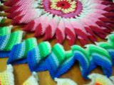 Продам салфетку вязаную