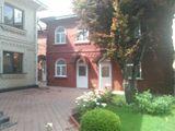 Элитный дом,жилой площадью в 177 квадратных метров+7,3 сот прилегающей земли на Ботанике!