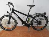 Высококачественный электро-велосипед от Richard Virenque для компании с большой историей Hilltecks