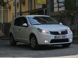 Sandero Dacia Sageata Carpatilor 10 Euro