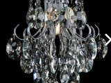 Хрустальные люстры бра lustre de cristal в ассортименте