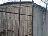 Urgent.Vindem vagon 24 m2 izolat termic si transportabil , 350 euro, satul Puhoi, r. Ialoveni in lun