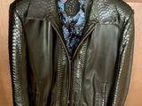 Кожаная куртка из Питона Stefano Ricco