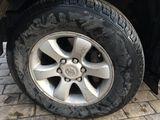 Oригинальнные диски Toyota Land Cruiser 120, 150