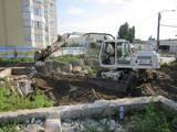 Демонтаж строений,вырубка бетона,алмазная резка,сверление.