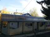 Продается территория с помещением , под офис , бар, или другой комерческий комплекс в городе Бричень
