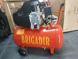 Compresor pneumatic Brigadir AC 50-27 cu garantie 1 an + livrare