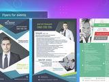 Креативный дизайн для вашего бизнеса! Рекламное агенство широкого спектра!
