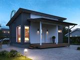 Новый дом-дача с сауной
