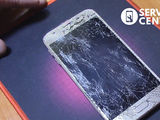 Samsung Galaxy J3 2017 (J330) Стекло разбил, пришел, заменил!