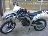 Kymco d10 250