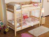 Кровать для детей двухъярусная 90х200 см.