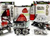 Piese de caroserie și optice faruri geamuri auto și alt...radiator..кузов, бампер, капот, автостекло