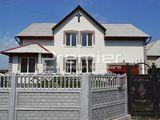 Se vinde casa cu suprafata de 200 mp, in orasul Sîngera, reparatie euro la doar 80 000 euro
