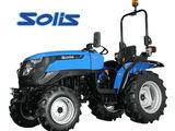 Mini tractor Solis (26 cai, 4x4), motor Mitsubishi