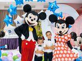 Mickey si Minnie Mouse, Микки и Минни Маус
