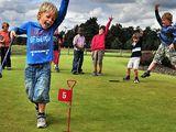 Academia de golf pentru copii