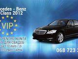 Mercedes-benz S-class 2013, chirie auto pentru Nunta