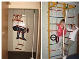 Детские спортуголки 5 моделей. Доставка и установка в день заказа!