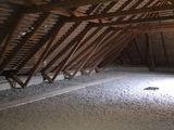 Тепло-шумоизоляция   мансард , стен , перегородок целюлозным утеплителем    ефект 1000% !!!