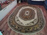 Original - Floare-carpet- 100% шерсть