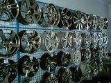 Большой ассортимент дисков металлических и алюминиевых