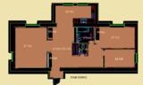 3 odai, 108 m2,6/8, euro repart =3,2 odai(65-75m2)+$