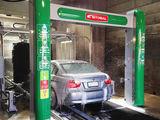 Тунельная автомойка spalatorie auto tunel