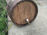 Vind butoi din stejar volume 170 litri (balerca)