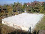 Думбрава Dumbrava centru 4 сотки цокольный этаж 8х12 коммуникации 31 000 евро