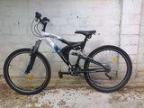 Срочно! Продам за пол цены отличный горный велосипед DHS Matrix. Made in Italia, не Китай!