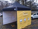 Палатки ez up 3x3 м. для выставок и торговли. corturi montabil/dezmontabil pentru promo