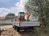 servicii de excavare și ciocan hidraulic