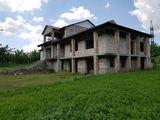 Продается Недостроенный Дом с 34 сотками земли. Se vinde casa nefinisata cu 34 de ari, or. Riscani.