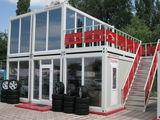 Containere modulare si  monobloc.Unicul producator in Moldova.