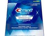 Crest отбеливающие полоски 3D White Luxe Professional Effects