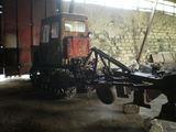Vind tractor болгар - t54 сu tot cu plug